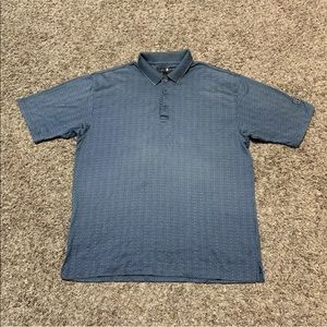 Nike Tiger Woods Collection Mens Golf Polo L S/S
